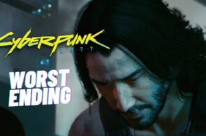 Cyberpunk 2077 Worst Ending