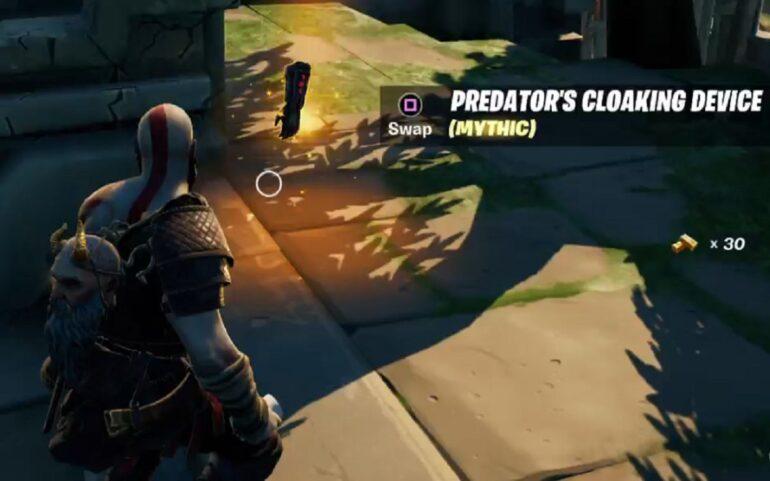 Fortnite Predator Device