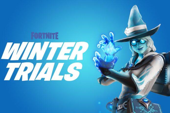 Fortnite Winter Trials