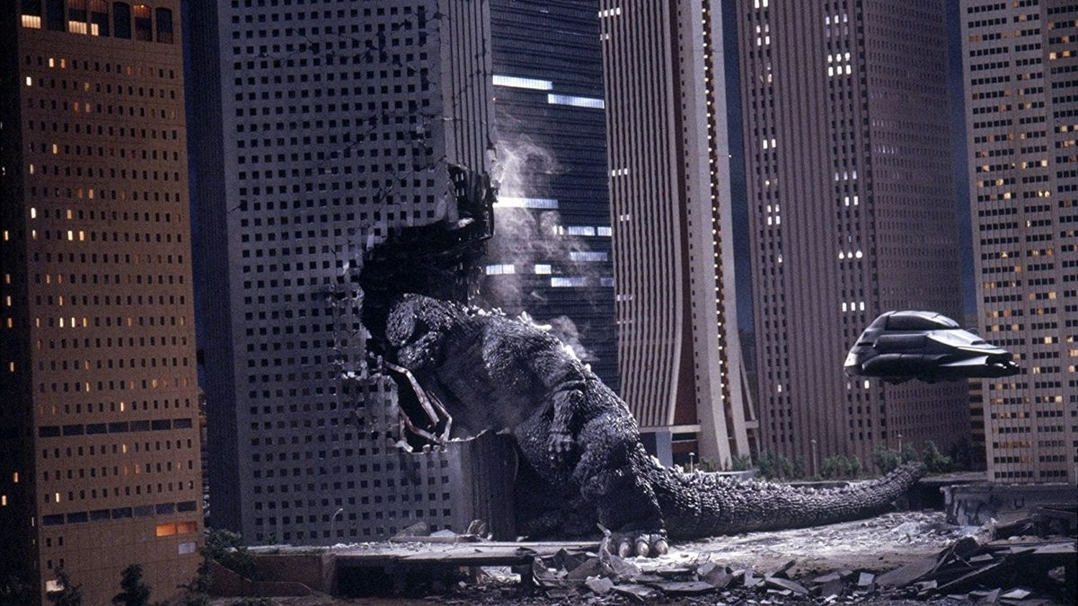 Return of Godzilla (1984)