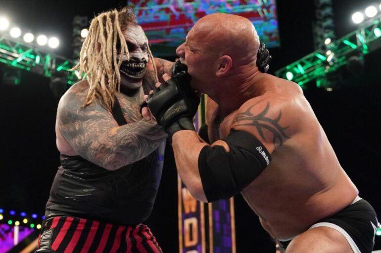 The Fiend vs Goldberg