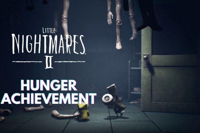 Little Nightmares 2 Hunger Achievement