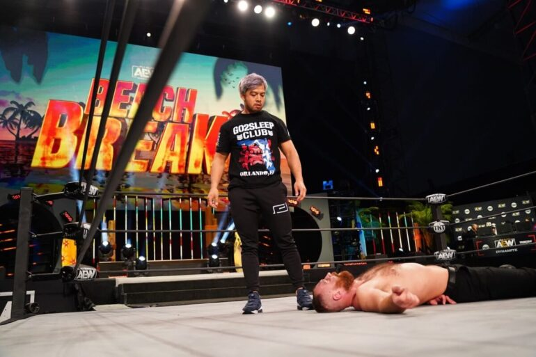 What's Next For KENTA In AEW? | Cultured Vultures