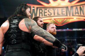 The Shield vs. Baron Corbin, Bobby Lashley & Drew McIntyre