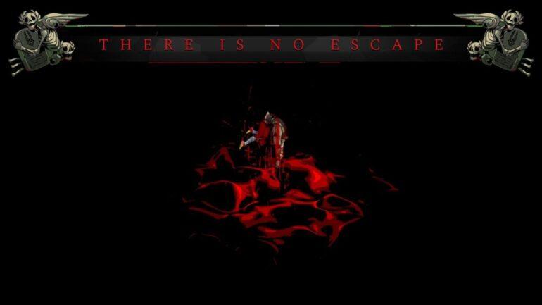 Hades Death Screen