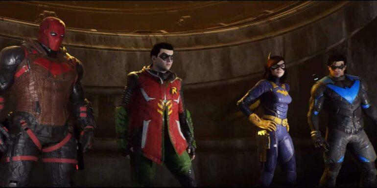 Gotham Knight cast