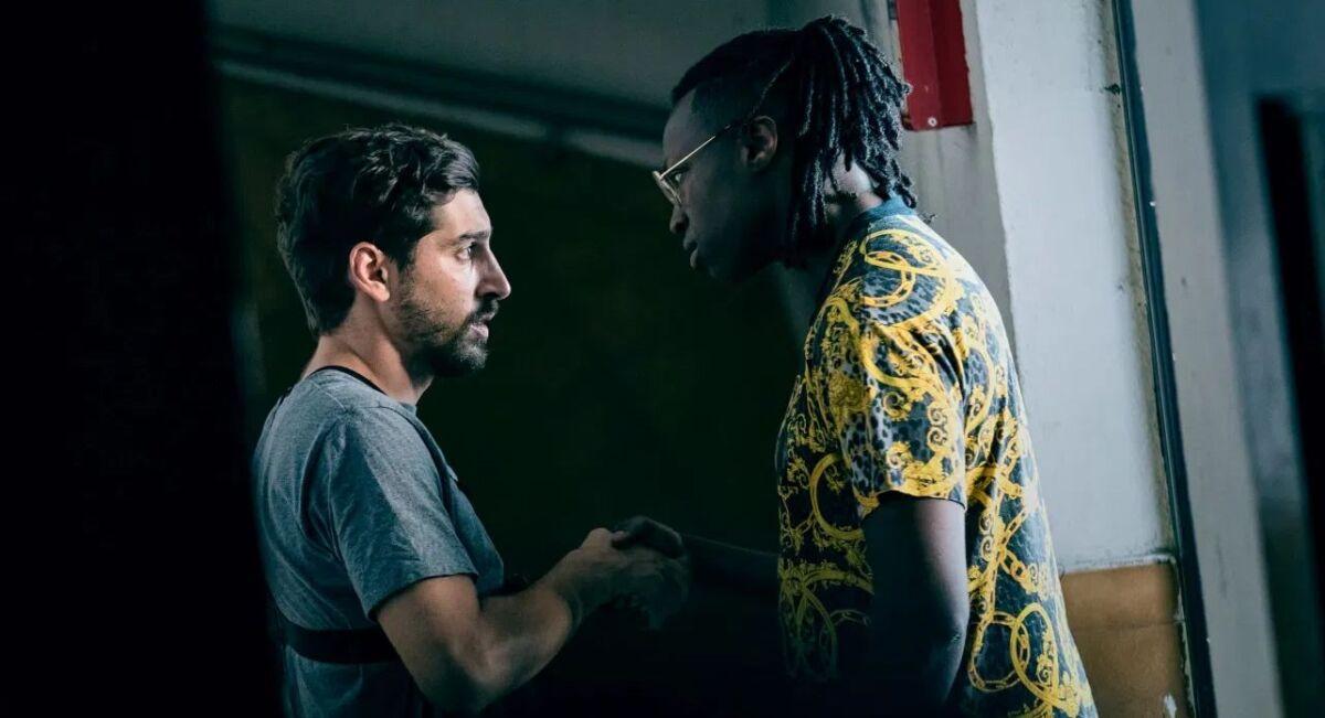 dealer Sébastien Houbani Abdramane Diakite