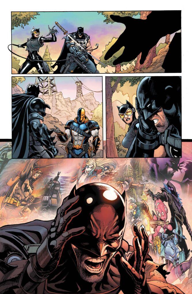 Fortnite Batman #4