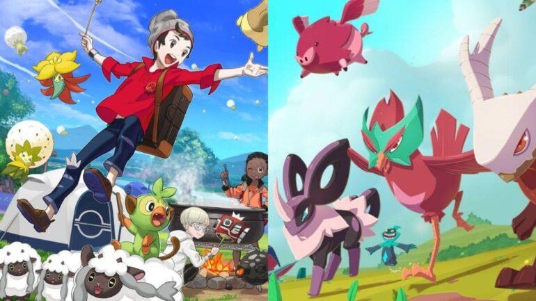 Pokemon vs temtem