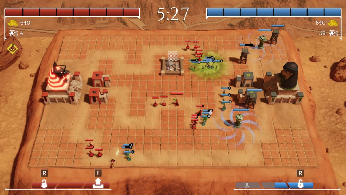 Sons of Ra review