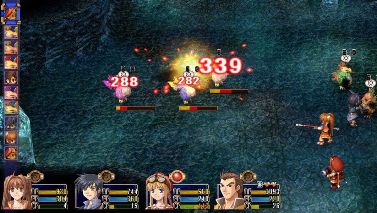 The Legend of Heroes Trials in the Sky