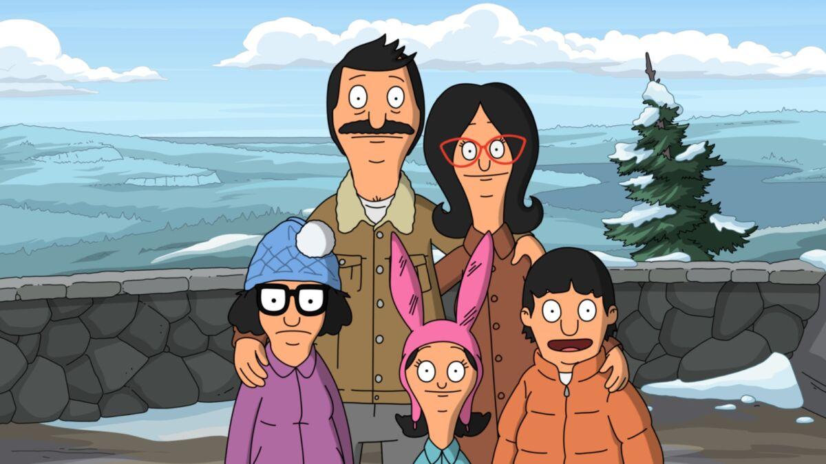 Bob's Burgers animated shows