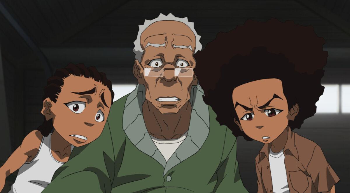 The Boondocks animated show