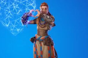 Aloy Fortnite
