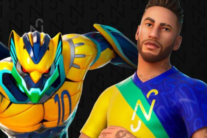 Fortnite Neymar skin