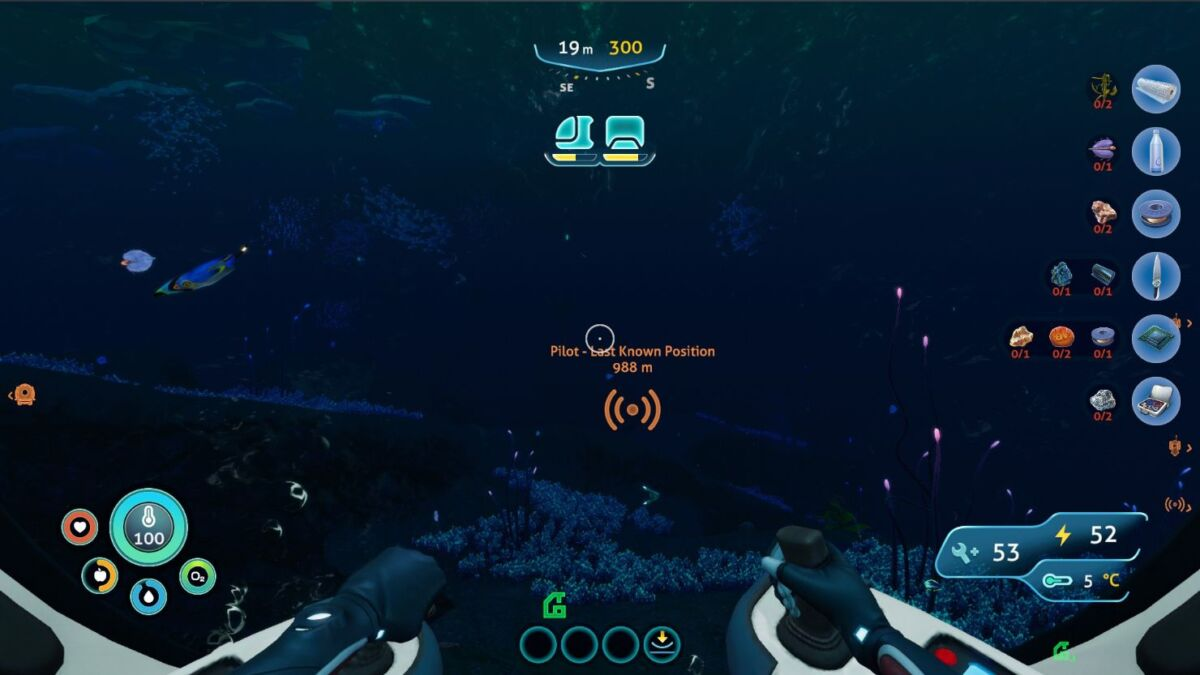 Subnautica: Below Zero