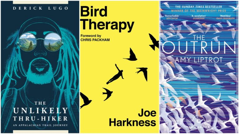 10 Books About Connecting With Nature For Mental Health Awareness Week