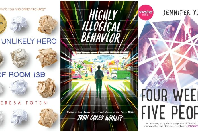 6 Sensitive YA Novels To Check Out For Mental Health Week