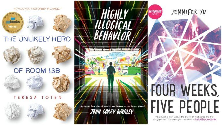 6 Sensitive YA Novels To Check Out For Mental Health Week