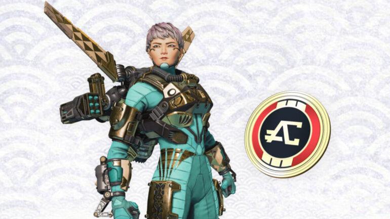 Apex Legends Legacy Valkyrie Starter Pack