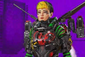 Apex Legends Punk Rocket Valkyrie