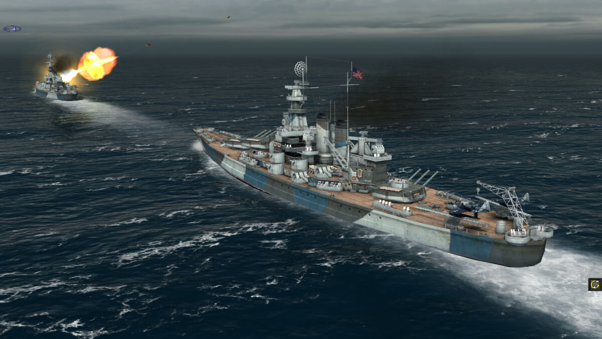 Atlantic Fleet game