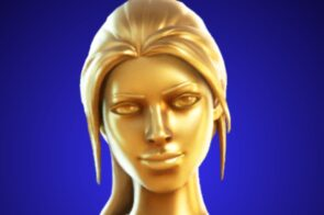 Fortnite Lara Croft Golden