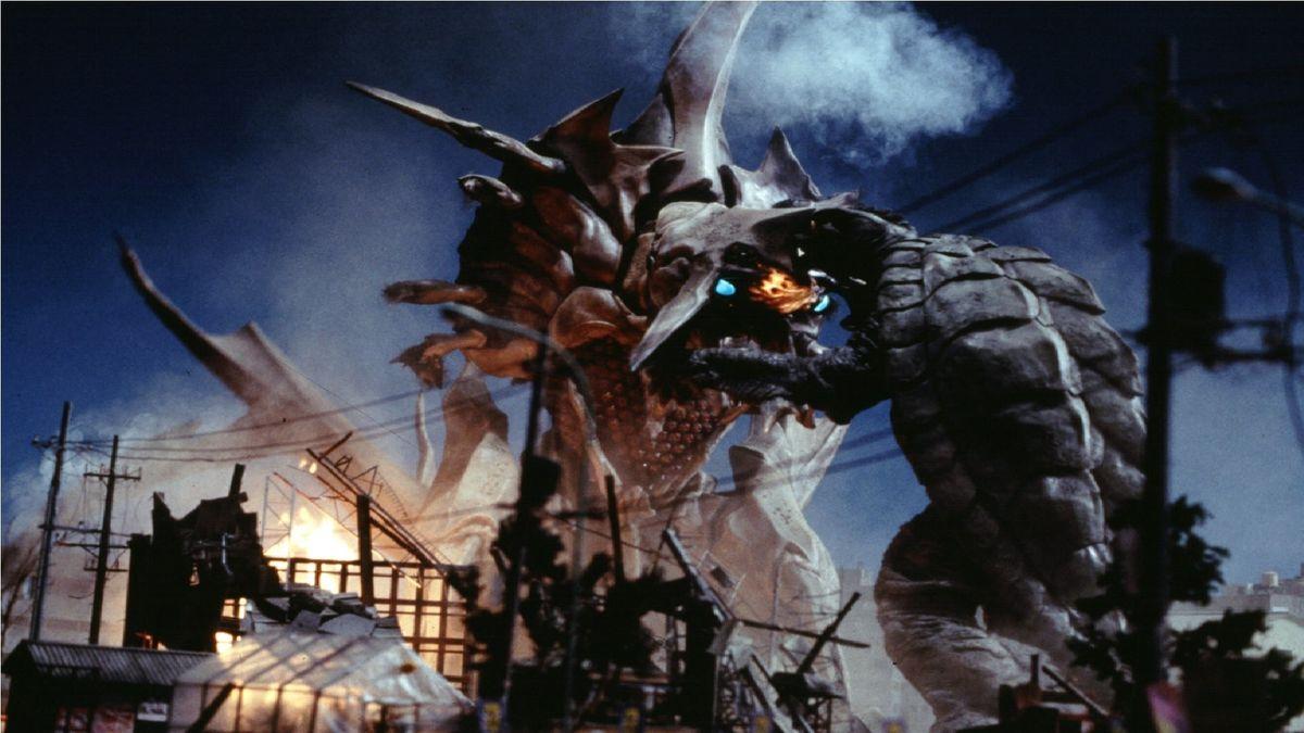 Gamera 2 Attack of Legion (1996)