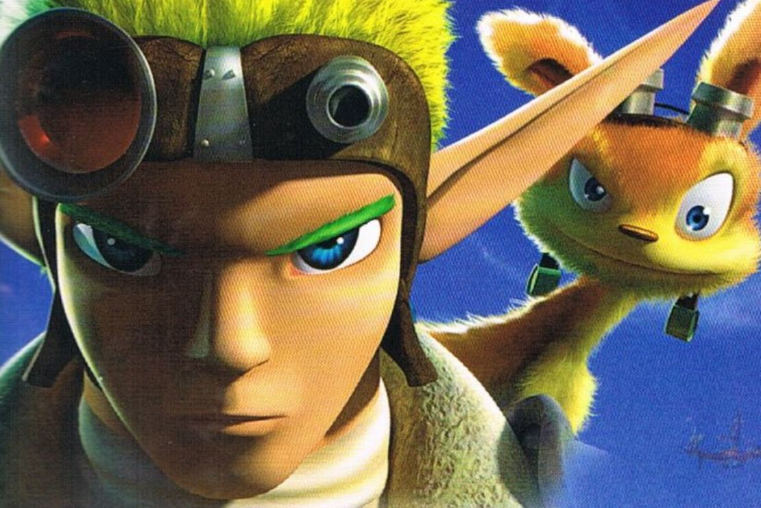 Jak and Daxter The Last Frontier