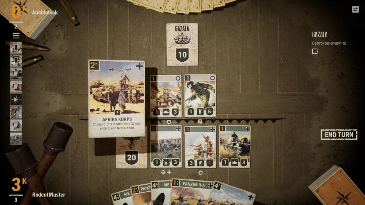 Kards game