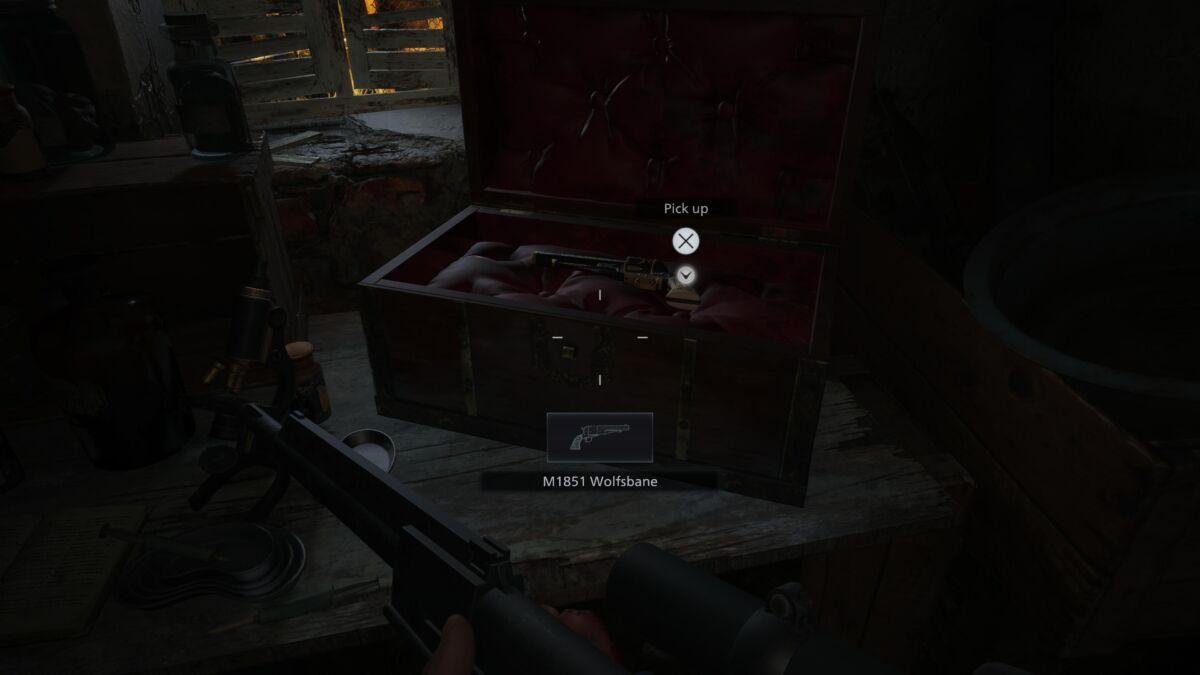 M1851 Wolfsbane (Magnum)