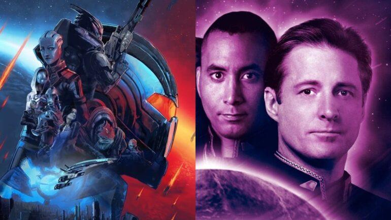 Mass Effect/Babylon 5
