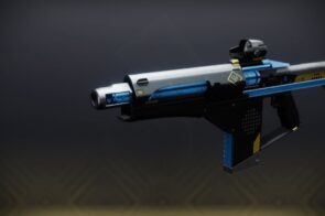 Null Composure Fusion Rifle