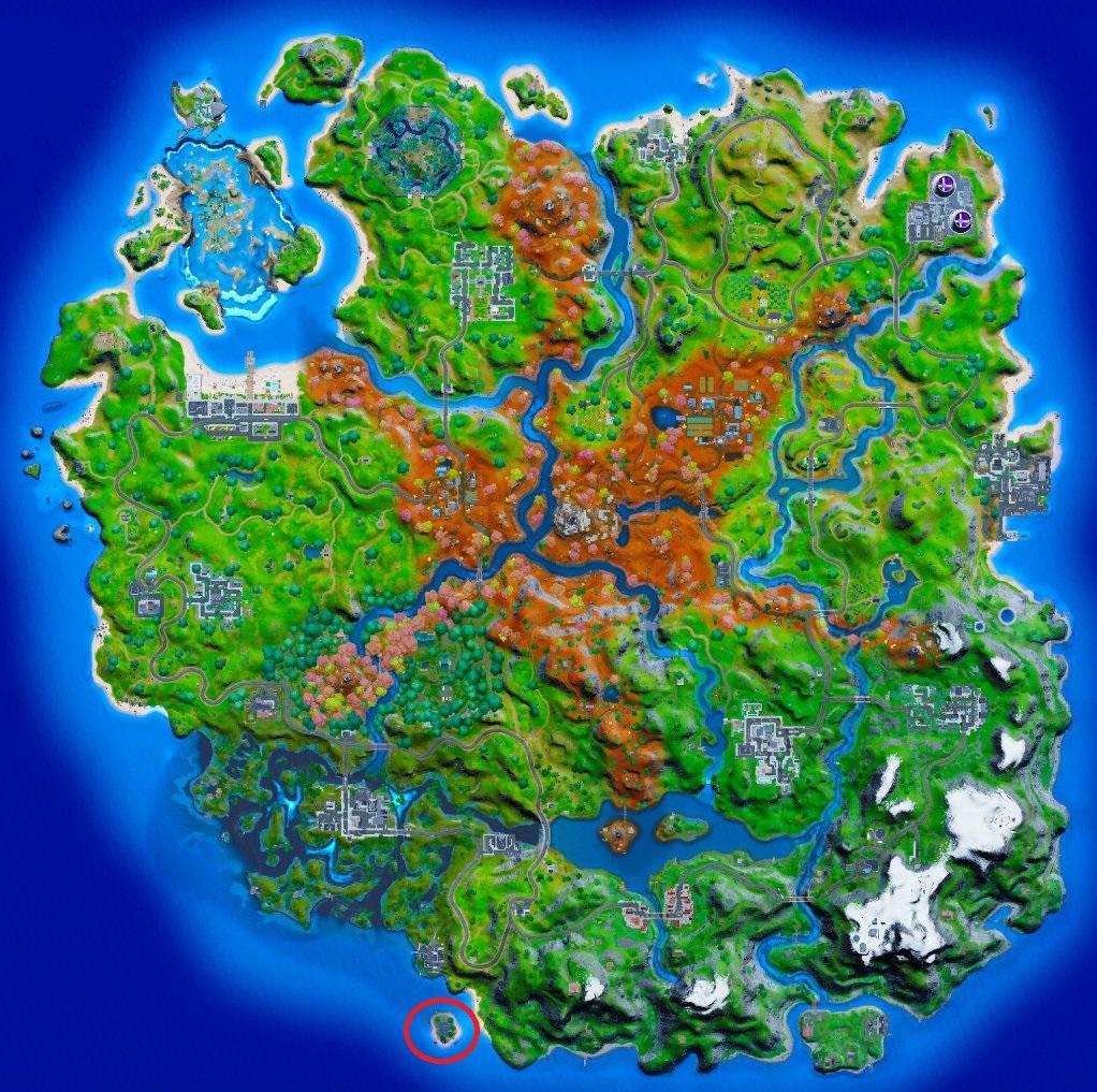 Orelia's Isle