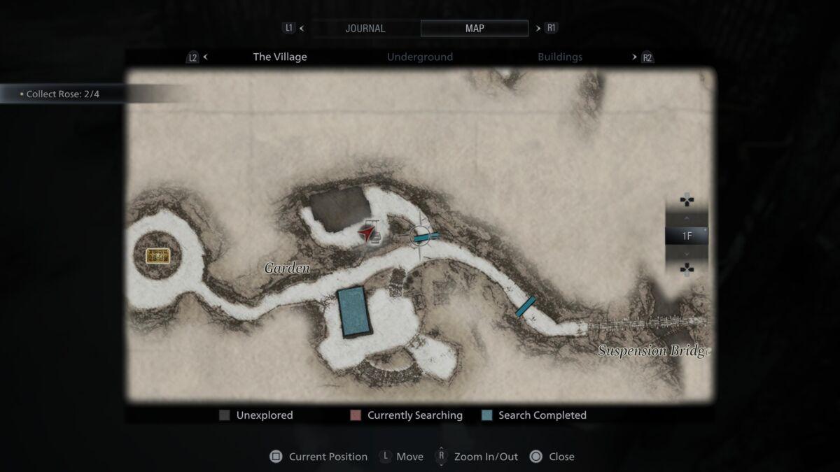Resident Evil Village Madalina Head