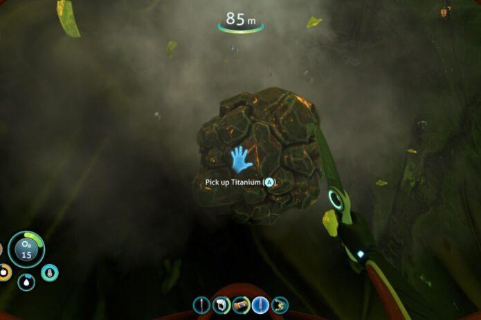 Subnautica Below Zero Titanium