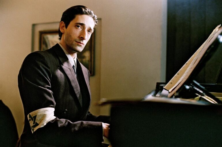 Adrien Brody in The Pianist | Saddest Movies on Netflix