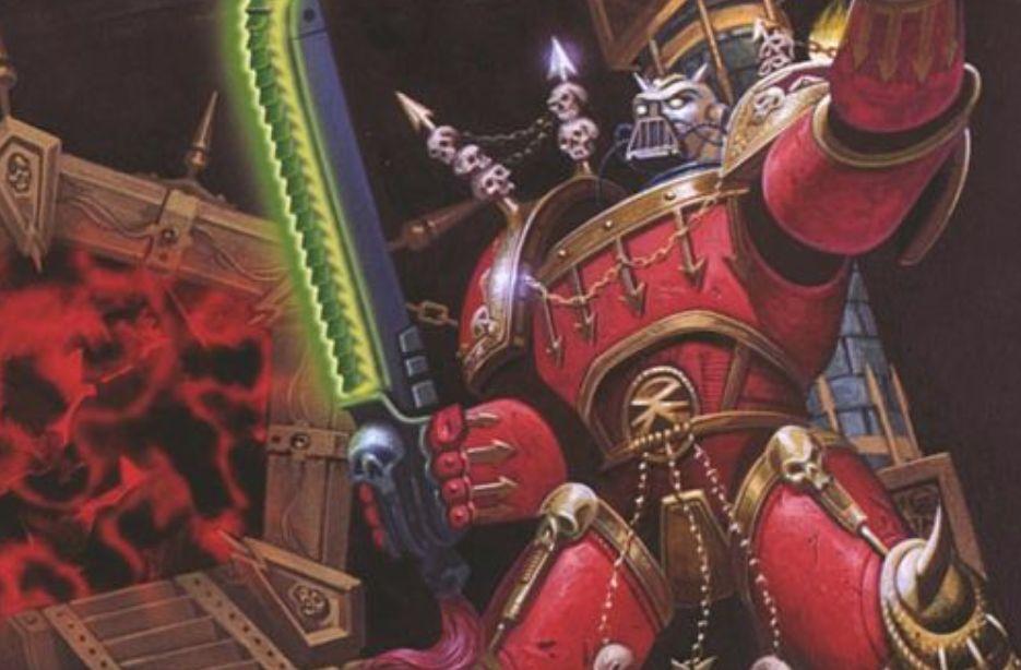 Warhammer 40,000 Chaos Gate