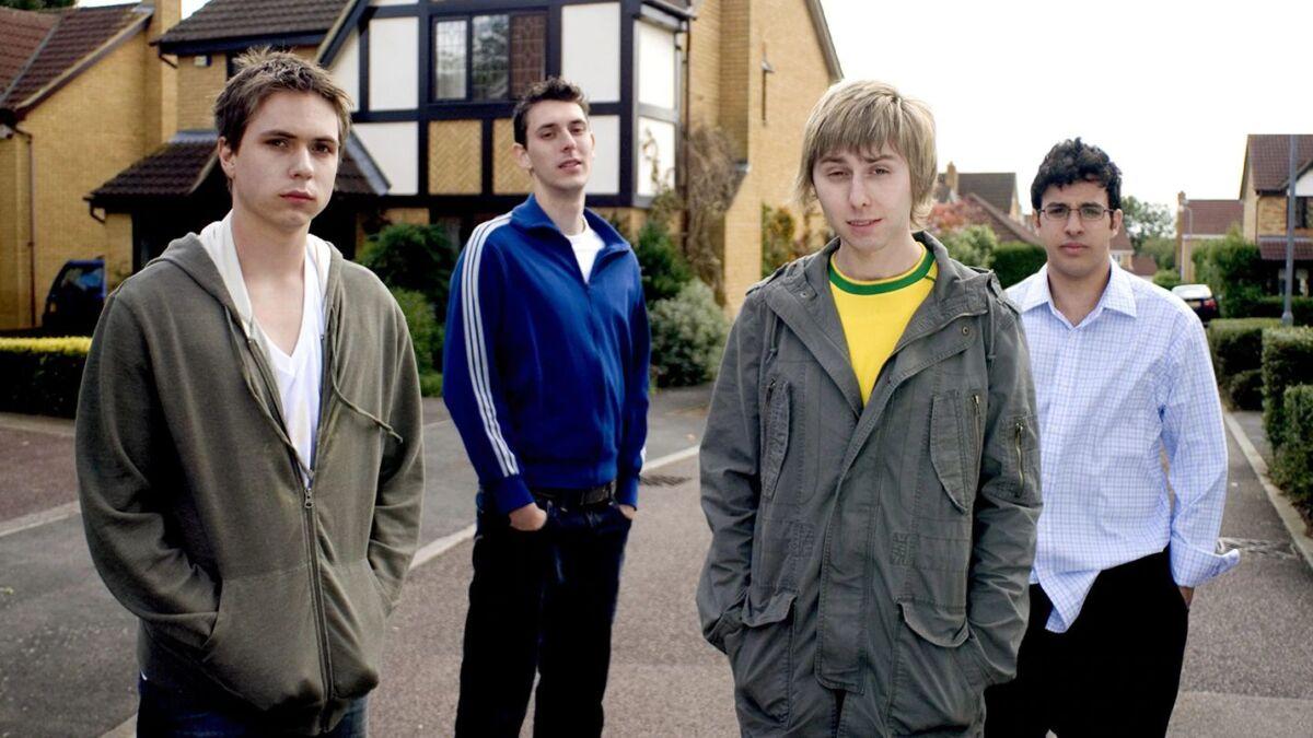 the inbetweeners best british comedies