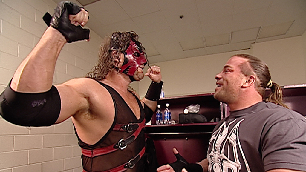 Kane and Rob Van Dam