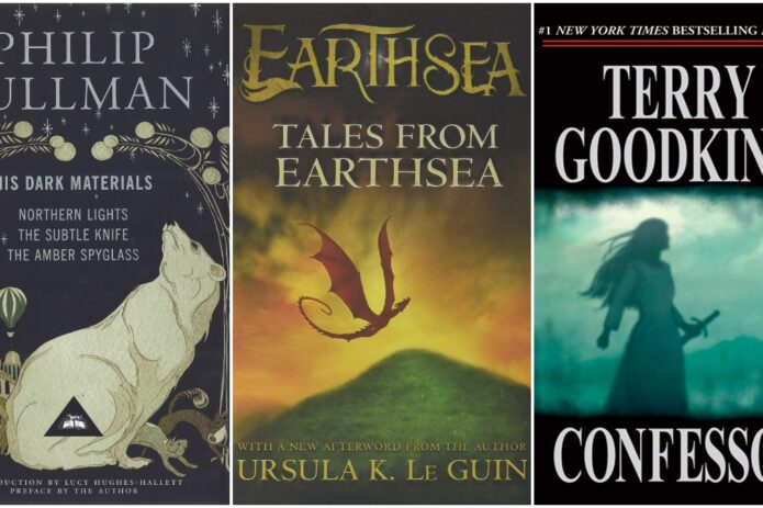 10 Best Fantasy Book Series Of All Time