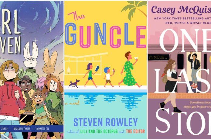 10 Best LGBTQ+ Books Of 2021 So Far