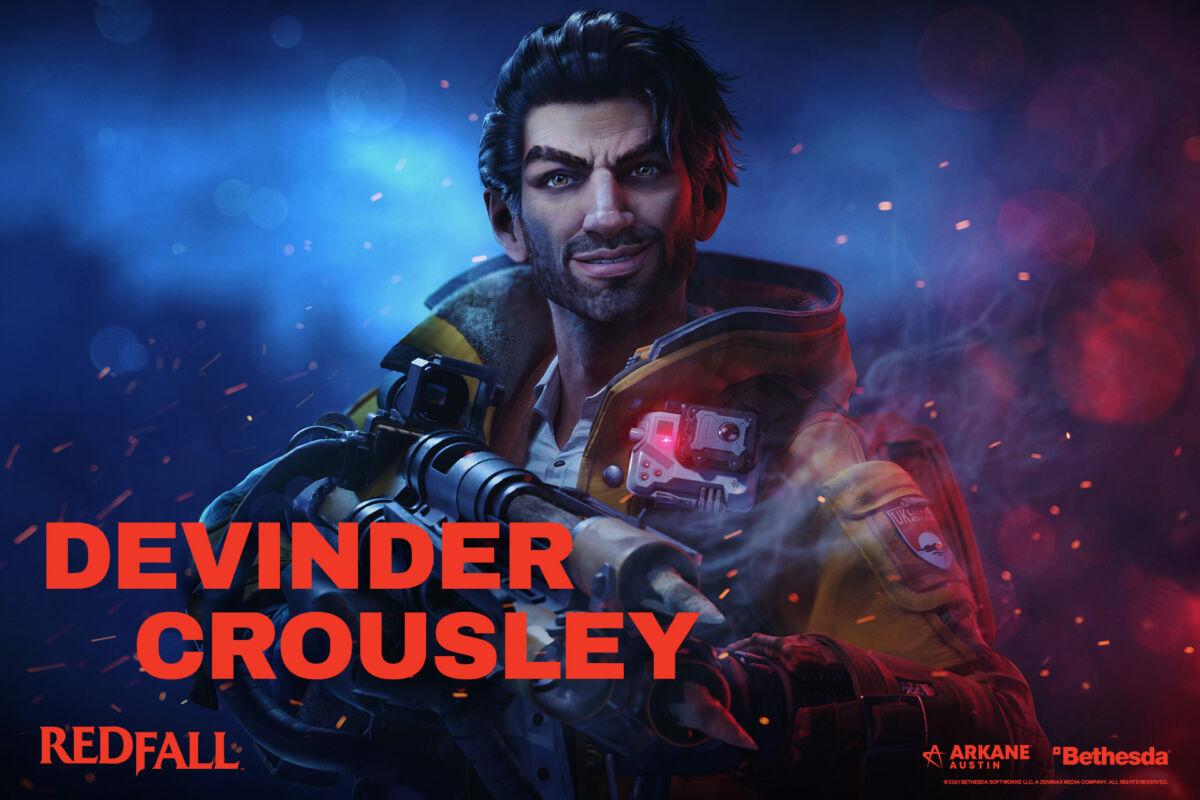 Devinder Crousley