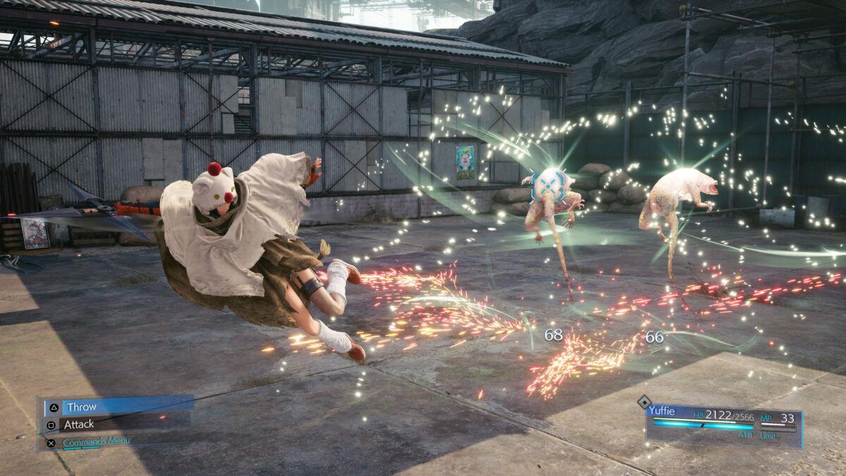 Final Fantasy VII Remake Intergrade 1