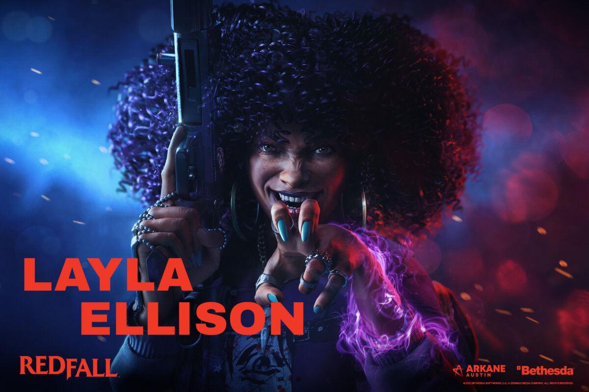 Layla Ellison