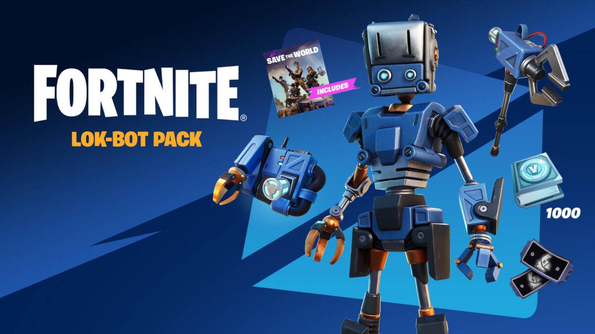 Lok Bot Pack