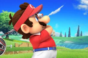 Super Rush Mario Golf