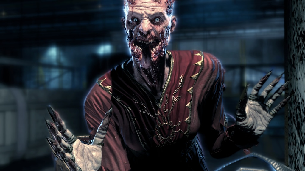 Dying Light Mother