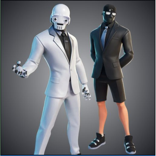 Ghost and Shadow Henchmen
