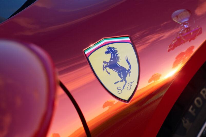 Ferrari Fortnite
